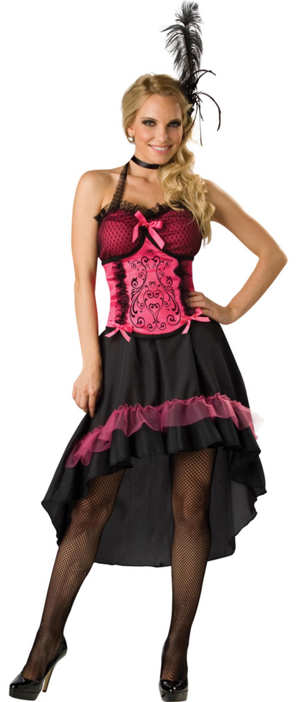 Saloon Gal Ladies Costume