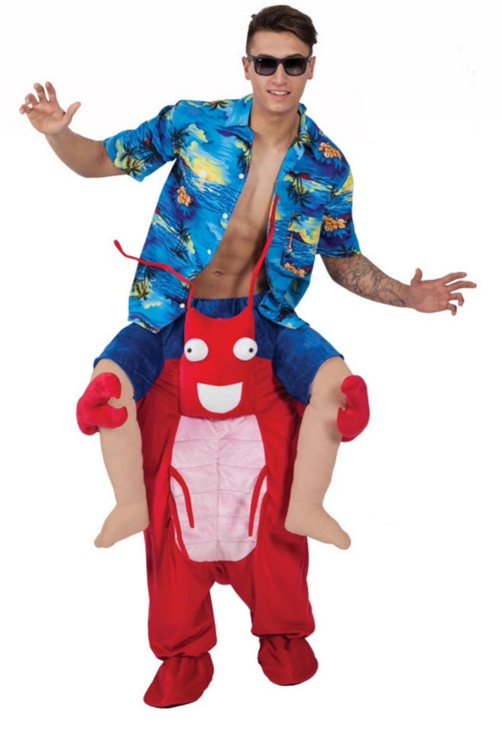 Carry Me Lobster Costume