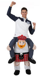 Carry Me Scotsman Costume