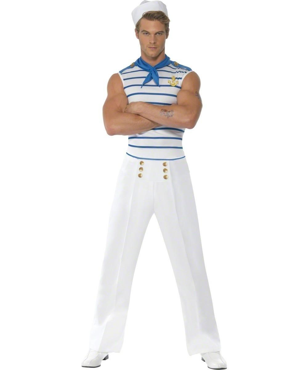 Fever French Sailor Costume