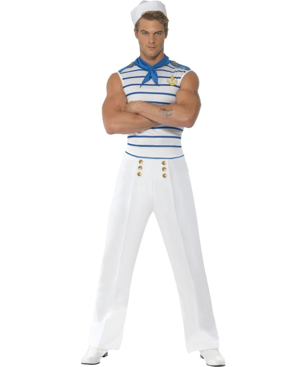 Sexy male uniform
