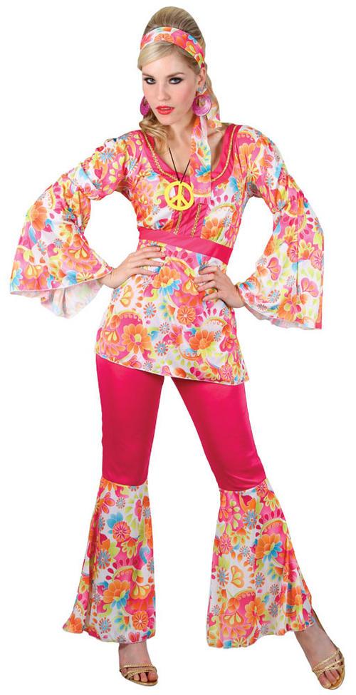 Hippie Honey 60s Costume