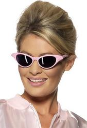 Pink Rock N Roll Sunglasses