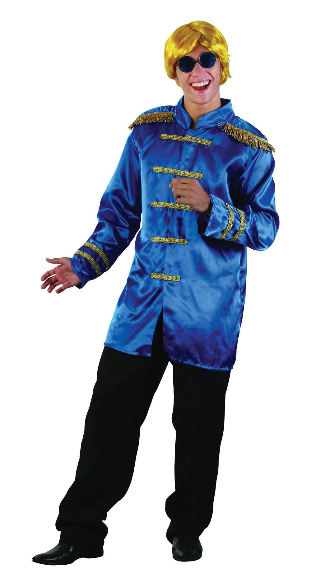 Blue Sgt Pepper Adults Jacket