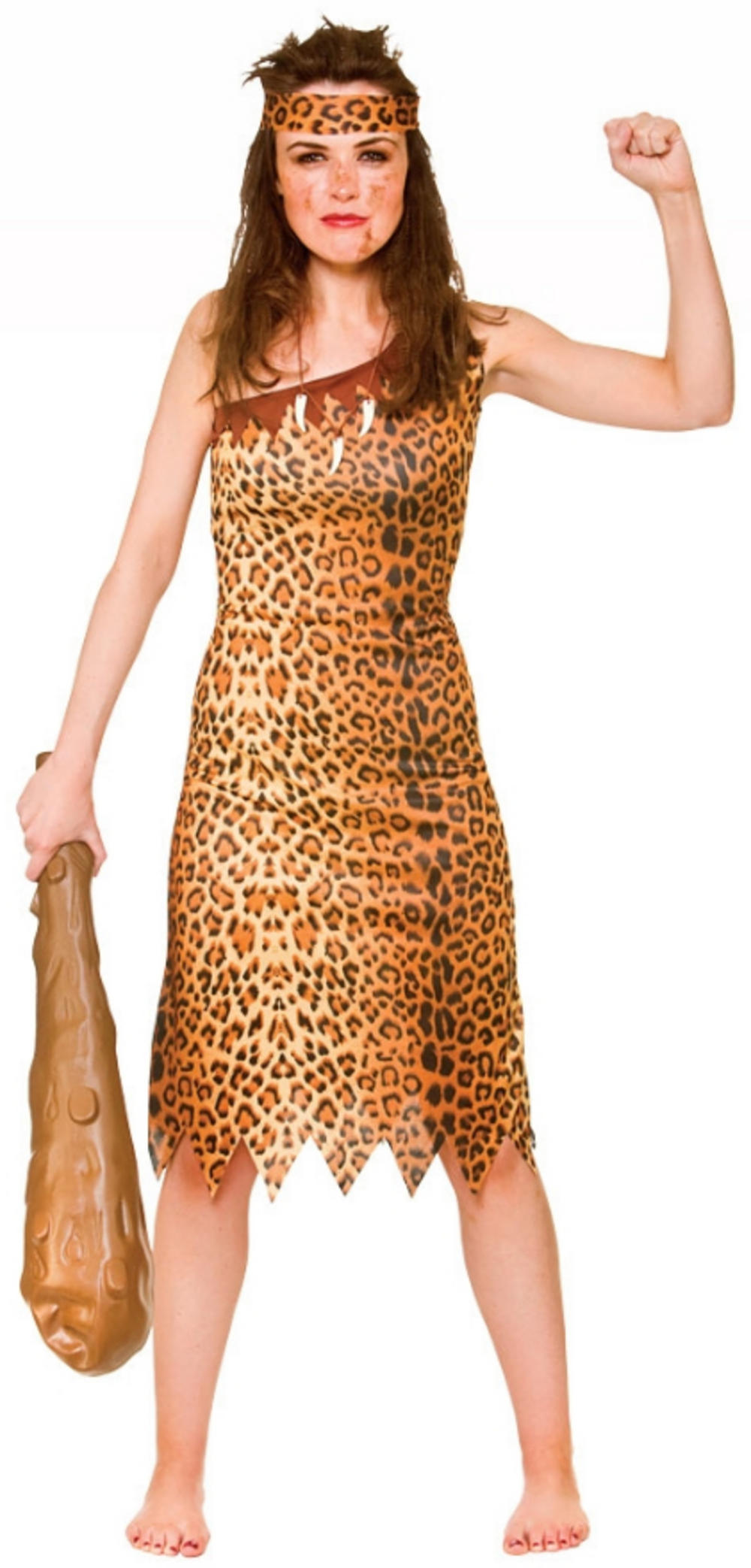 Cavewoman Ladies Costume