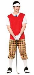 Funny Pub Golfer Mens Costume