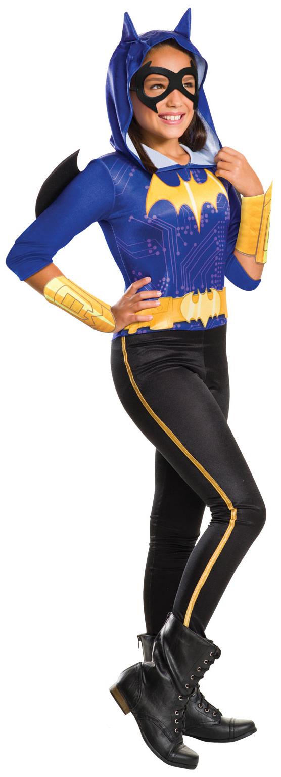Batgirl Girls Costume  sc 1 st  Mega Fancy Dress & Batgirl Girls Costume   Letter
