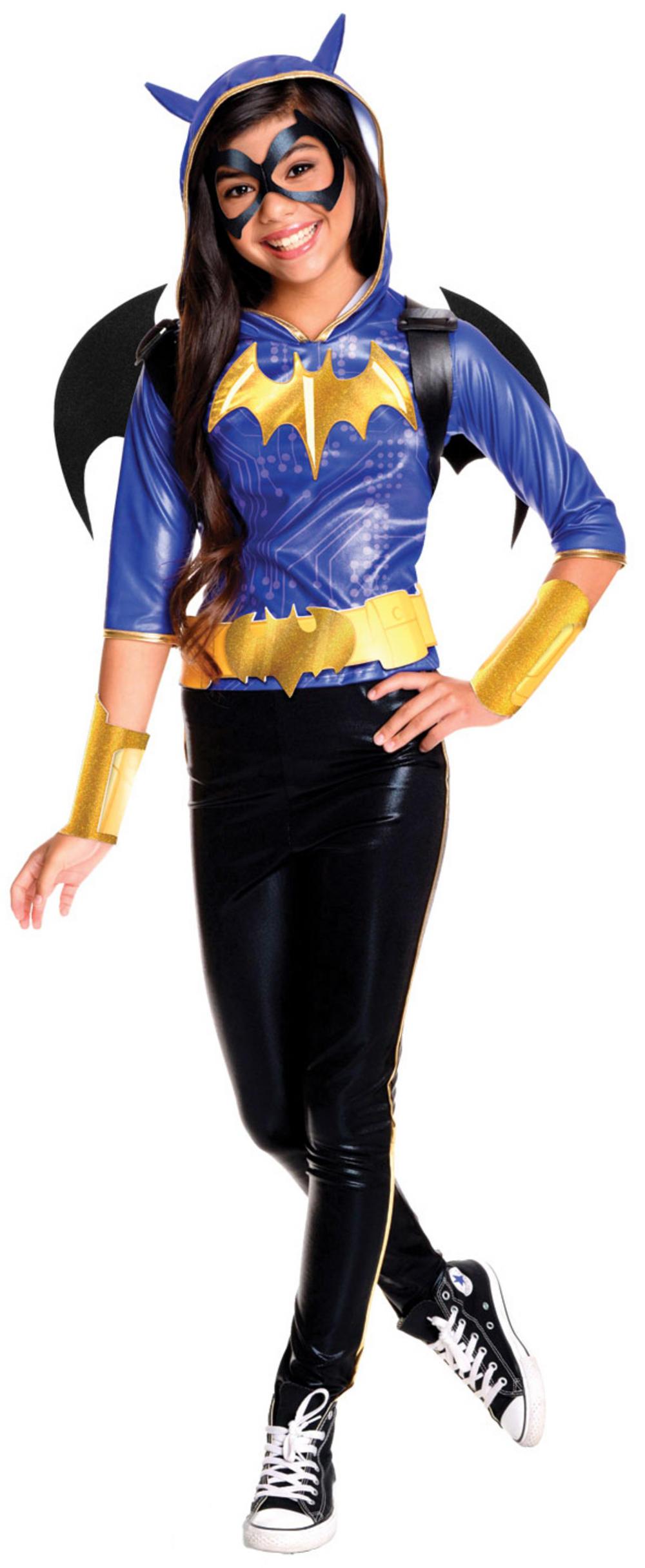 Deluxe Batgirl Girls Costume