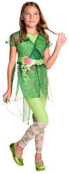 Deluxe Poison Ivy Girls Costume