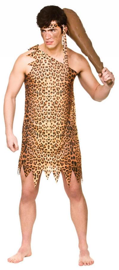 Caveman Mens Costume