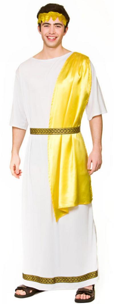 Ancient Greek Mens Costume