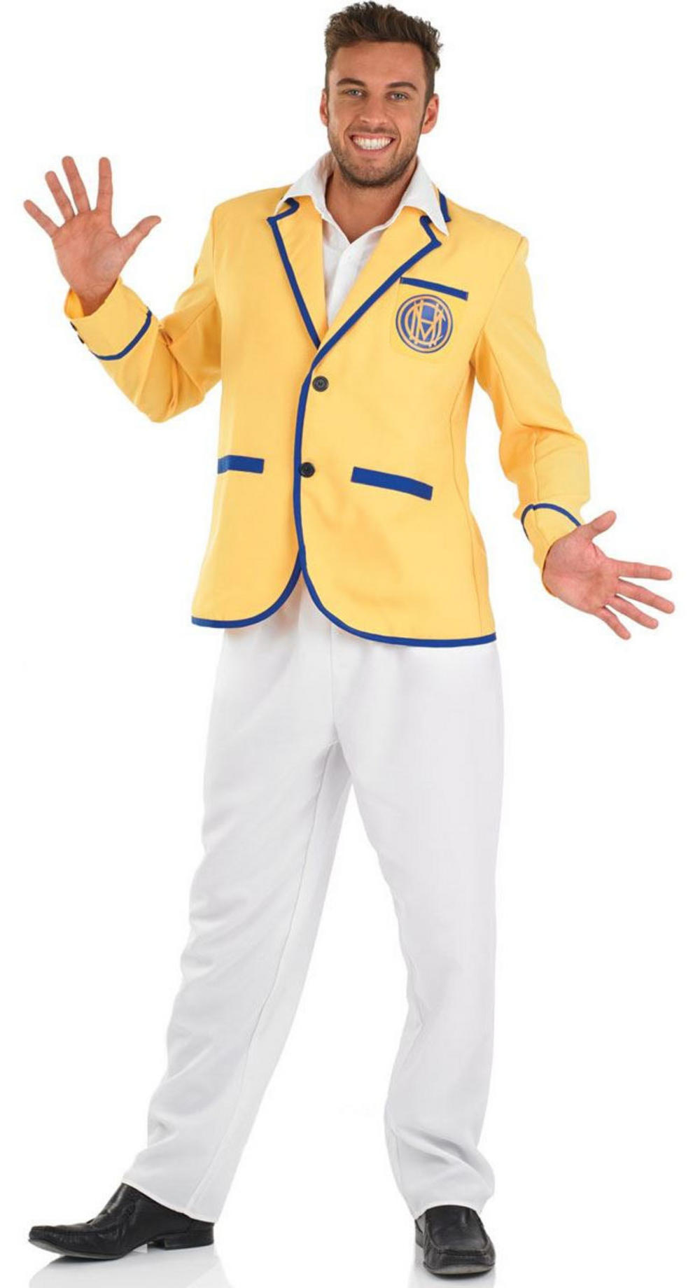 Holiday Camp Host Mens Costume