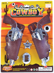 Cowboy Hoslter and Gun Set Childs Costume Accessory