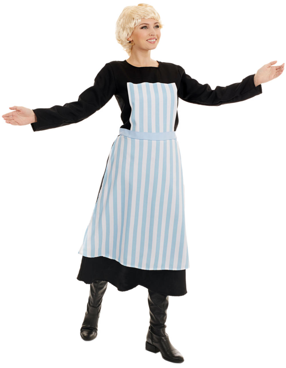 Swiss Nanny Ladies Costume