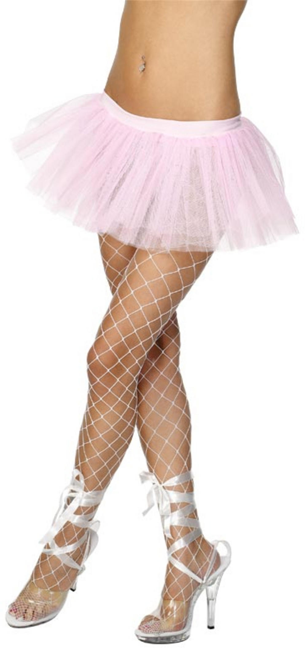 Tulle Tutu Ladies Costume Accessory
