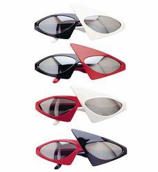 Punk Glasses Adults Costume Accessory