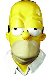 Homer Simpson Mask Costume Accessory
