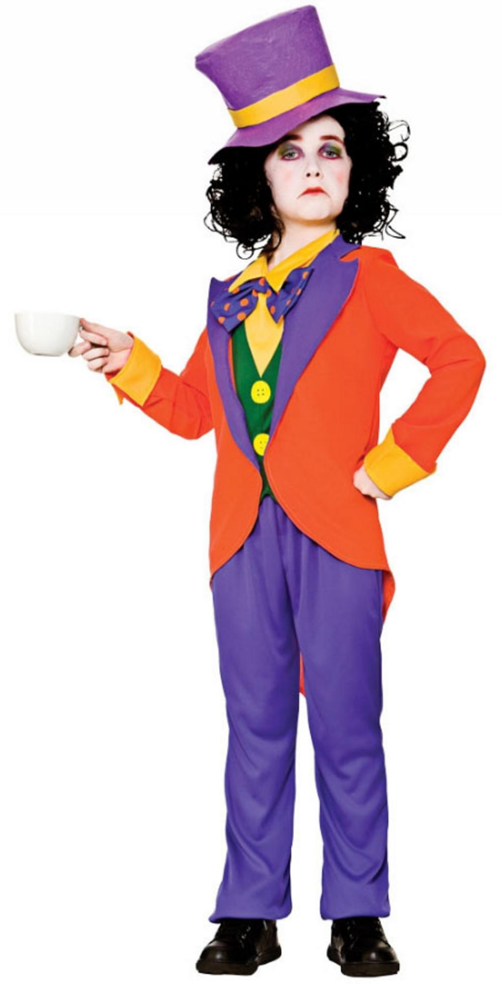 Mad Hatter Boys Costume
