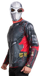 Deadshot Suicide Squad Mens Villain Fancy Dress