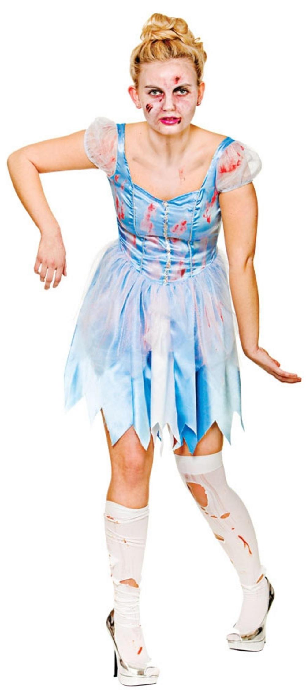 Cinders After Dark Ladies Costume