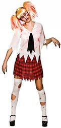 Zombie Student Ladies Costume