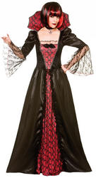 Gothic Vampiress Ladies Costume
