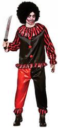 Horror Clown Mens Costume