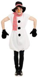 Snowman Mens Costume