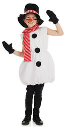 Snow Boy Kids Costume