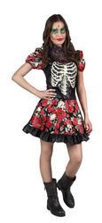 Day of the Dead Nina Catrina Costume
