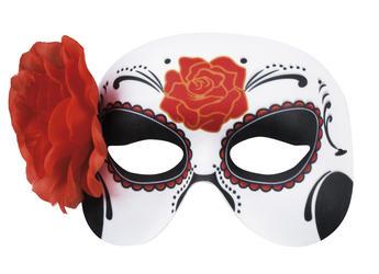 Eye Mask La Blanca Costume Accessory