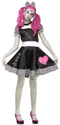 Broken Doll Teens Costume