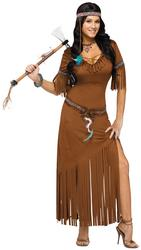 Indian Summer Ladies Costume