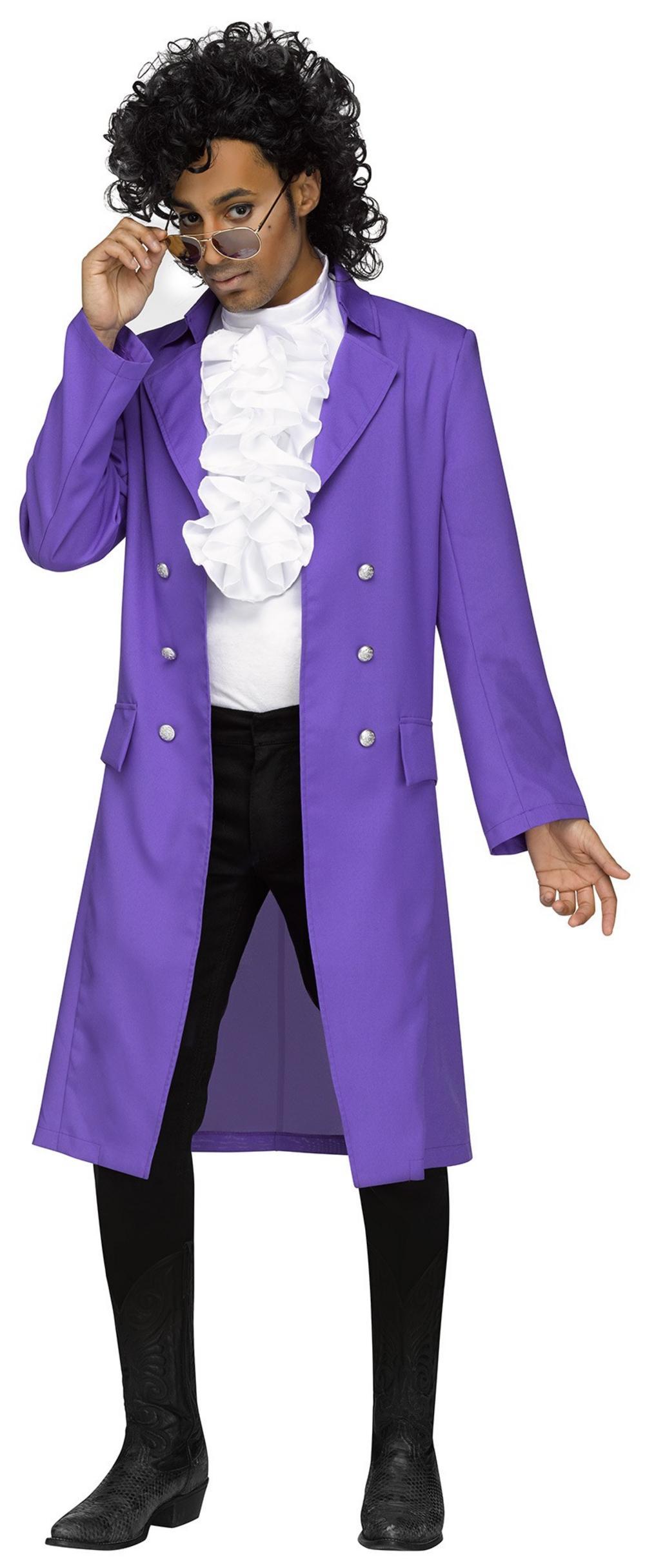 Purple Pain Mens Costume