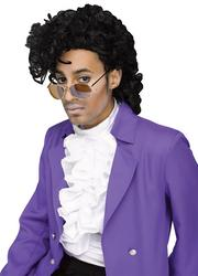 Purple Pain Mens Costume Wig
