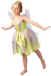 Girls' Deluxe Disney Tinkerbell Costume