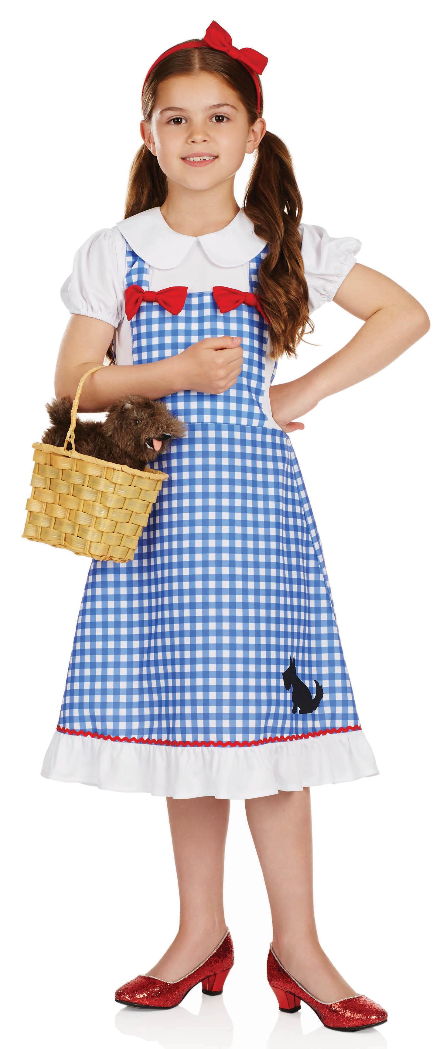 2d6ccf6d5d7 Dorothy Girls Costume