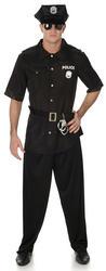 American Cop Mens Costume