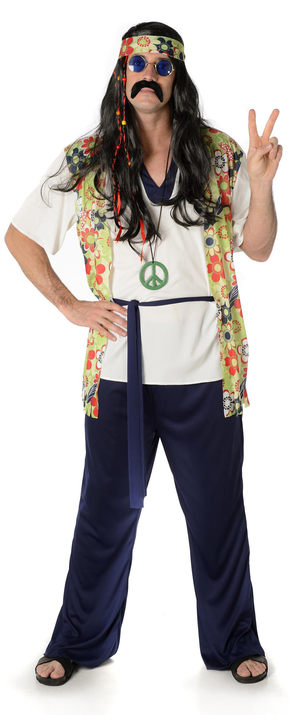 Cool Hippie Guy Mens Costume