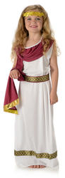 Imperial Roman Empress Girls Costume