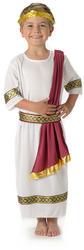 Imperial Roman Emperor Boys Fancy Dress