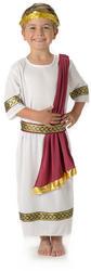 Imperial Roman Emperor Boys Costume