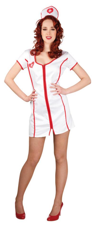 Sexy Nurse Ladies Costume