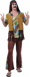 Groovy Hippie Guy Costume
