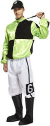 Horse Racing Polo Jockey Costume