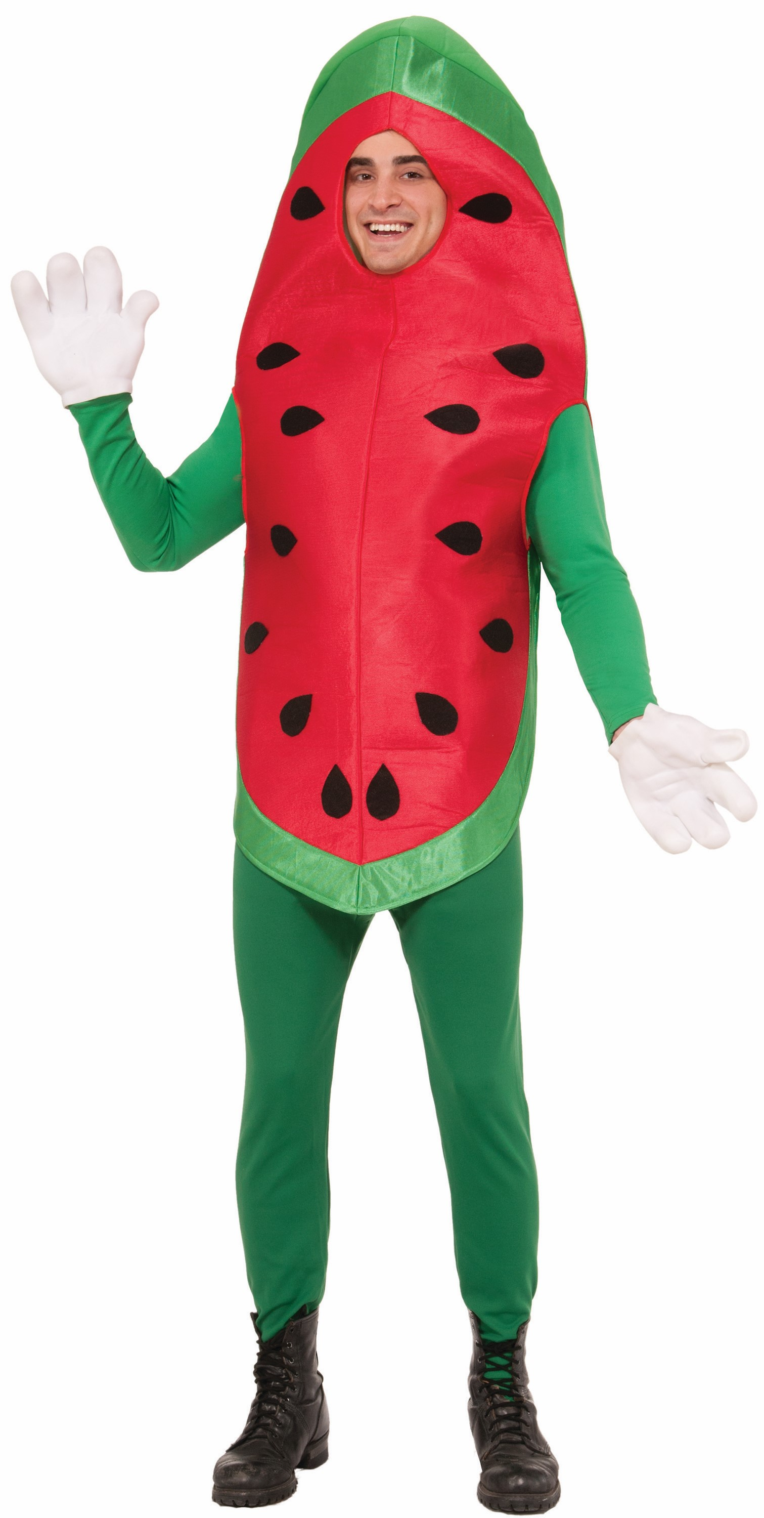 Sentinel Watermelon Adults Fancy Dress Food Fruit Mens Ladies Unisex Fun Novelty  Costume