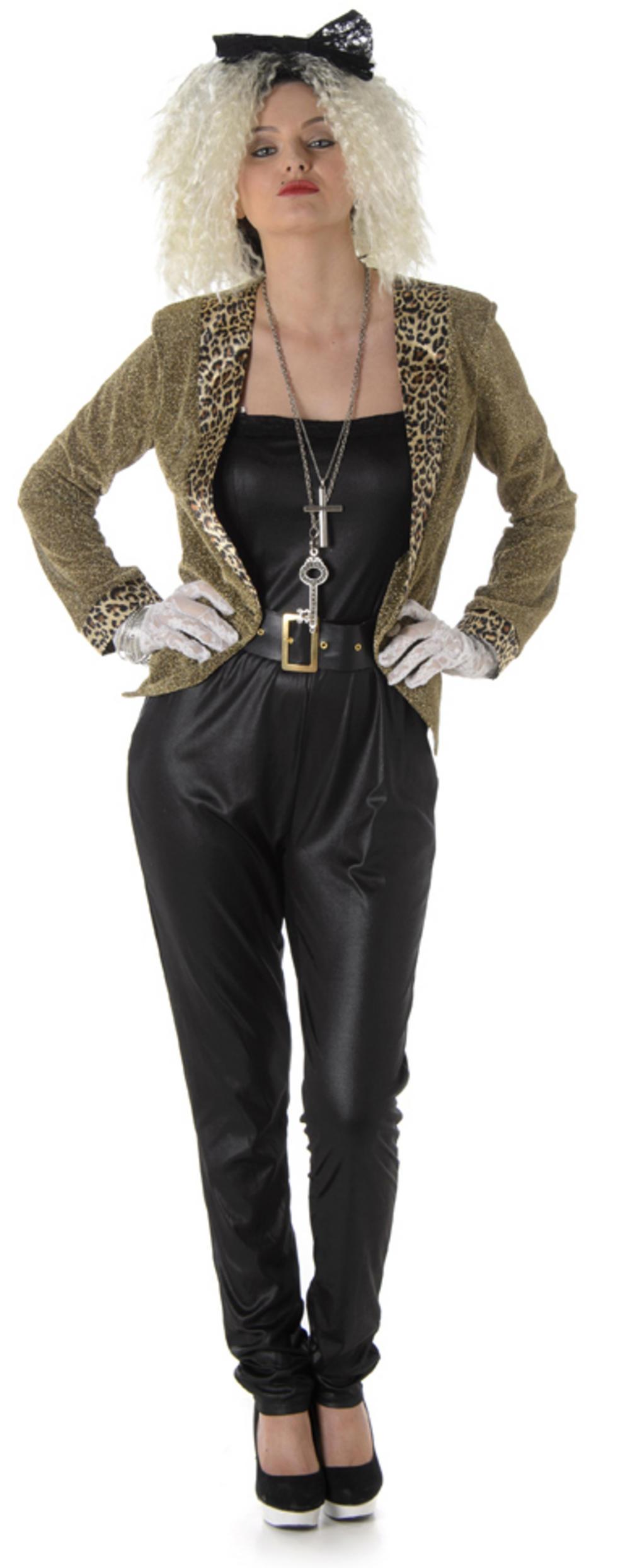 Mega Pop Star Ladies Costume