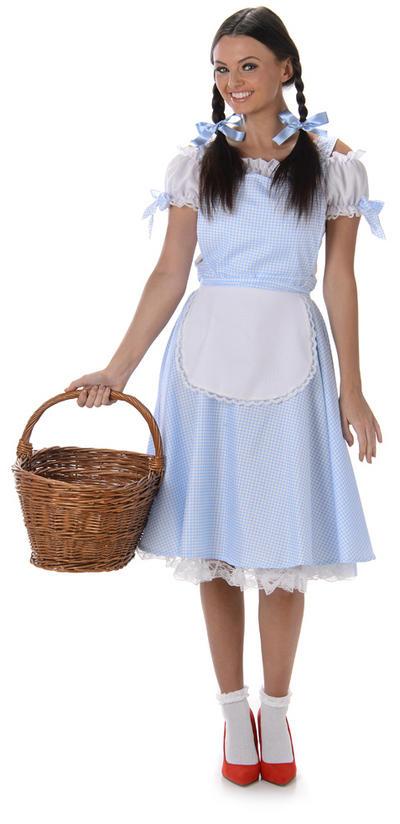 Dorothy Ladies Costume