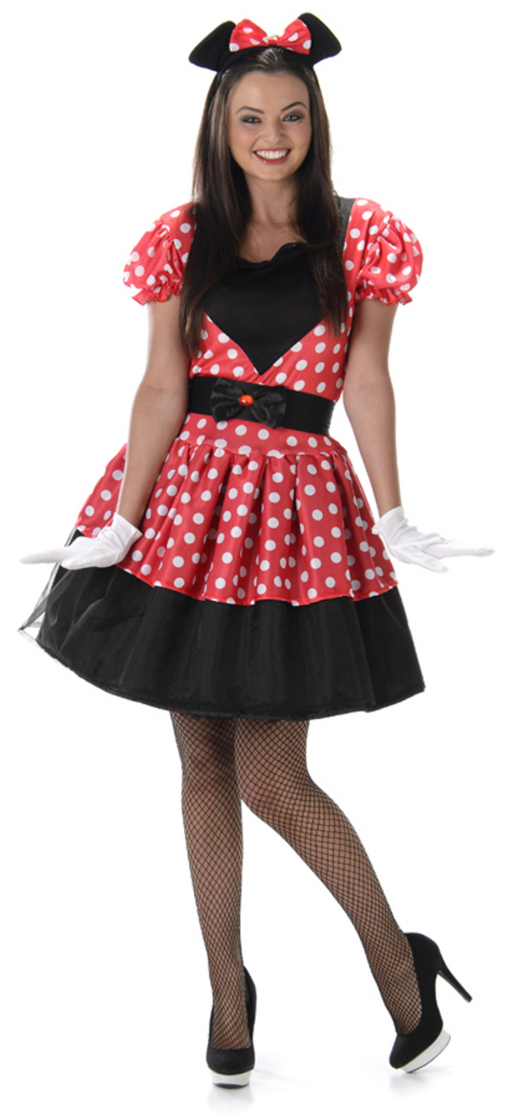 Miss Mouse Ladies Costume