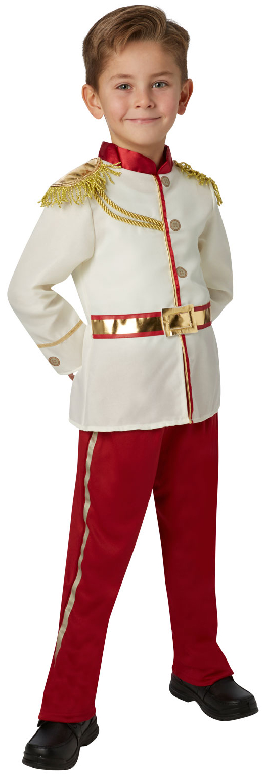 Prince Charming Boys Costume  sc 1 st  Mega Fancy Dress : kids prince costumes  - Germanpascual.Com